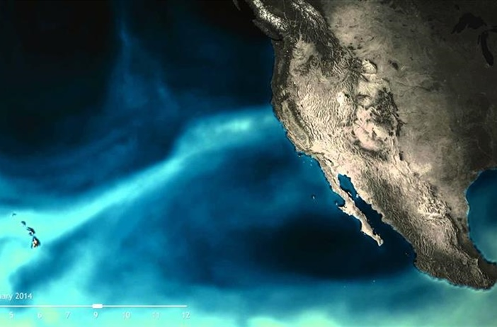 New research offers potential to predict atmospheric river activity up...
