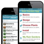 Create a rain garden, protect the environment with new NOAA Sea Grant-funded app
