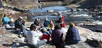 Educators gather to learn about the watershed
