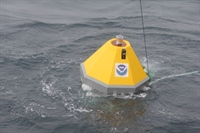 New NOAA ocean acidification monitoring buoy