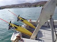 Gliders measure ocean data