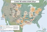 Geography of natural gas