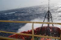Crossing the Southern Ocean