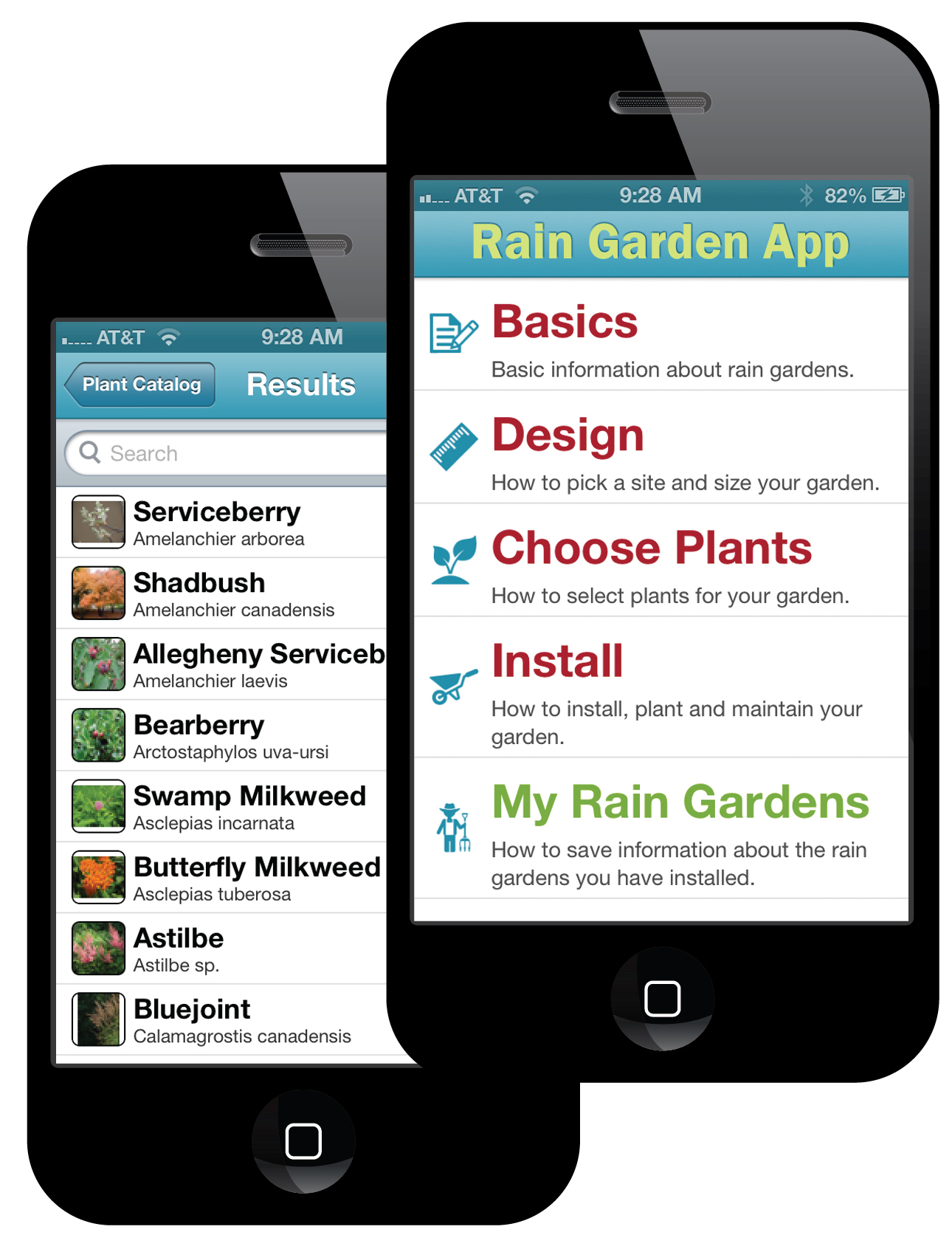 Create A Rain Garden Protect The Environment With New