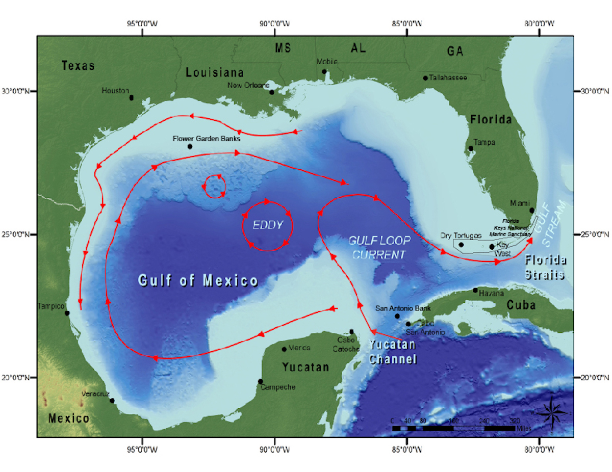 United States And Cuba Open Doors To Marine Science Cooperation - Cuba on us map